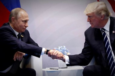 Did Trump get played by Putin?