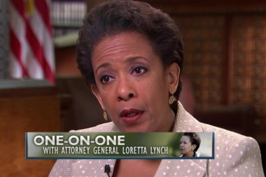 How Loretta Lynch defines 'justice'