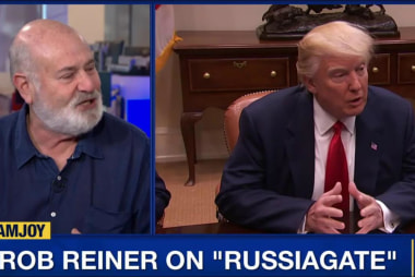 Joy's one on one with Rob Reiner