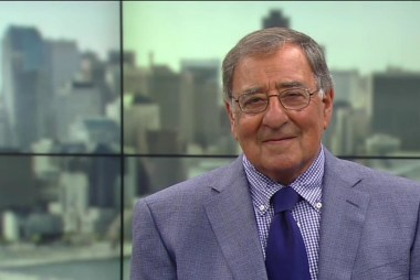 Panetta: Trump Has to Be Willing to Back...