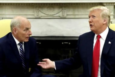 John Kelly and the neighborhood that made him
