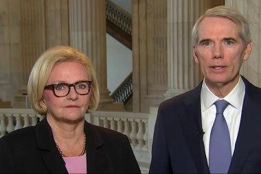 Senators push new anti-sex trafficking bill