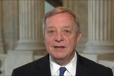 Senator pushes back against Trump Congress...