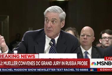 Mueller takes next step in Trump Russia probe