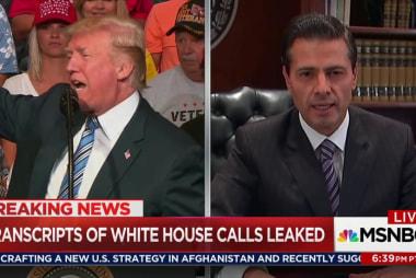 Trump White House humiliated by leaks again