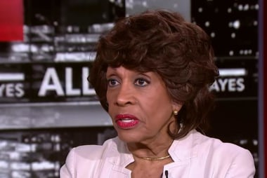 Maxine Waters: 'Mueller is going to win'
