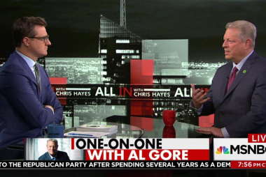 Al Gore sees reason for hope on climate...
