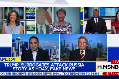 Trump supporters attack Russia story as hoax
