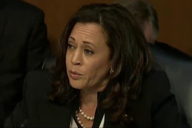 Kamala Harris: Under attack from legion on...