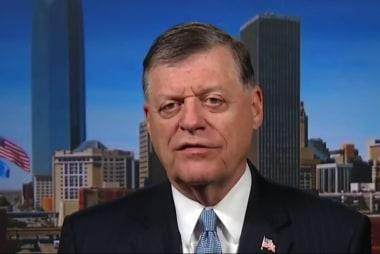 GOP congressman disagrees with Trump on...