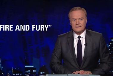 Lawrence: 'Unpredictable liar' Trump faces...