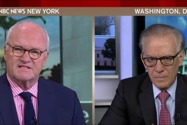 Barnicle: Who vetted the president's...