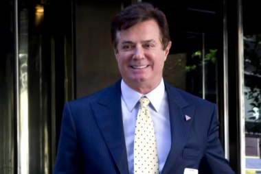 FBI Agents searched Manafort's home