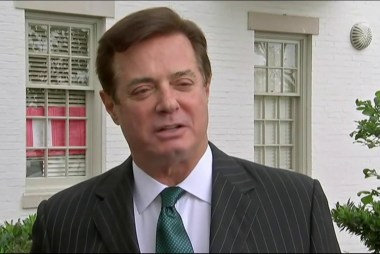How the FBI raid on Paul Manafort's home...