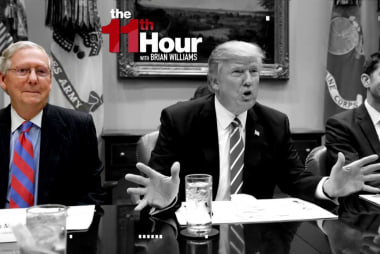 GOP Civil War? Trump blasts McConnell over...