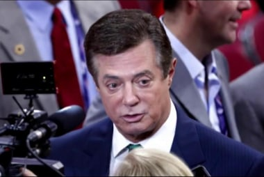 Law scholar says Manafort no-knock warrant...