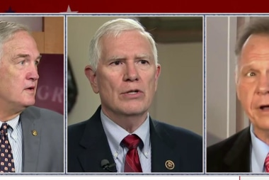 Senate Race Deepens Republican Divide