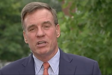 Sen. Warner: Trump Should Have Denounced...