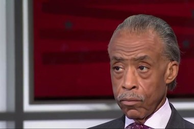 Rev. Sharpton Trump Charlottesville...