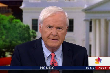 Matthews: Trump failed to lead after...