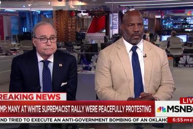Kudlow: Don't believe Trump has a 'hate...