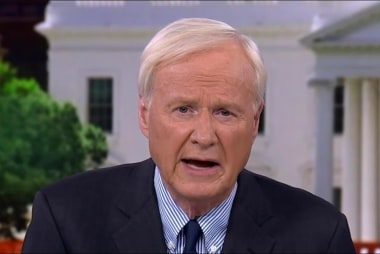 Matthews: Trump is defending those who...