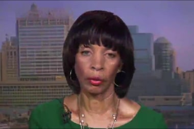 Baltimore mayor: Removing statues right...
