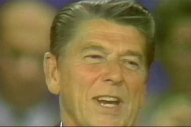 This Date in Presidential History: Reagan...