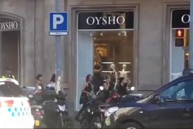 Barcelona Van Crash: Considered A Terror...