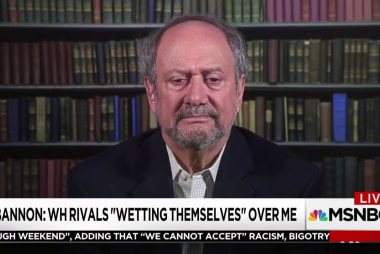 Kuttner: Bannon 'is a guy who makes it up...