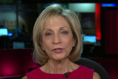 Andrea Mitchell: I have never been more...