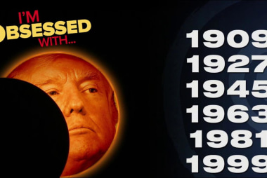 The Solar Eclipse Brings Political...