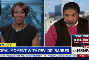 Bishop Dr. Barber analyzes Confederate...