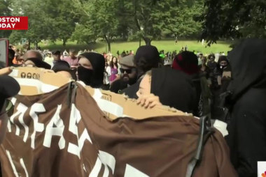 Tens of thousands march against racism in...