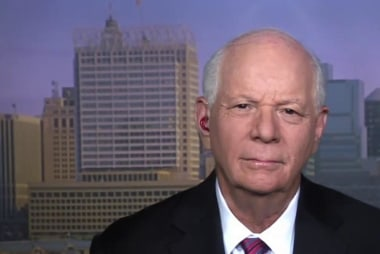 Sen. Cardin Not in Favor of Military Surge...