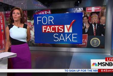 For Facts Sake: Ruhle fact checks Trump's...