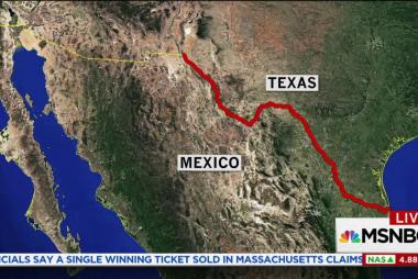 Landowners in Texas react to Trump's...