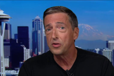 Ron Reagan: Trump's not behaving like a...