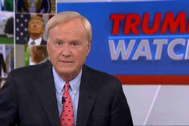 Matthews: Trump knows what he did on Russia