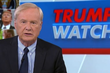 Matthews: The Special Counsel is gaining...