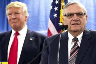 Trump pardon of Arpaio sparks controversy