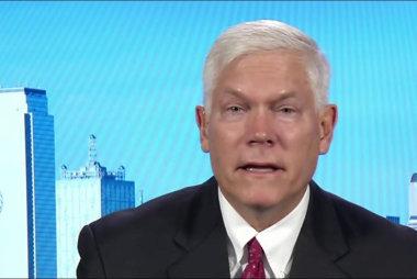 Congressman discusses DC response to Harvey