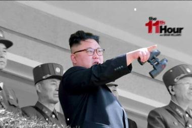 North Korea fires missile over Japan...