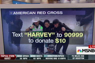 How Can You Help Hurricane Harvey Victims?