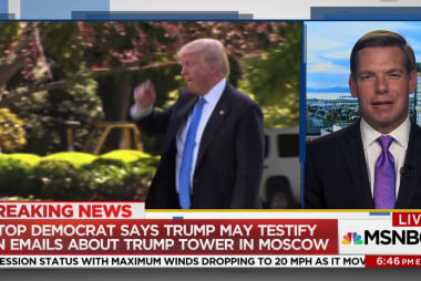 Top Dem.: Trump should testify about...