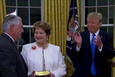 Tillerson, Cohn, Mattis openly challenging...