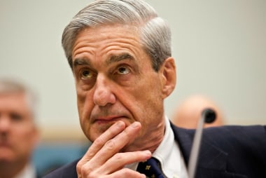 NYT: Mueller now asking White House for...