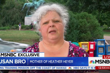 Heather Heyers mother discusses her...