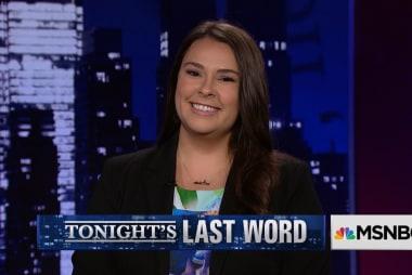 Intern Night on The Last Word!