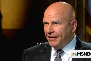McMaster: N. Korea's Intercontinental...